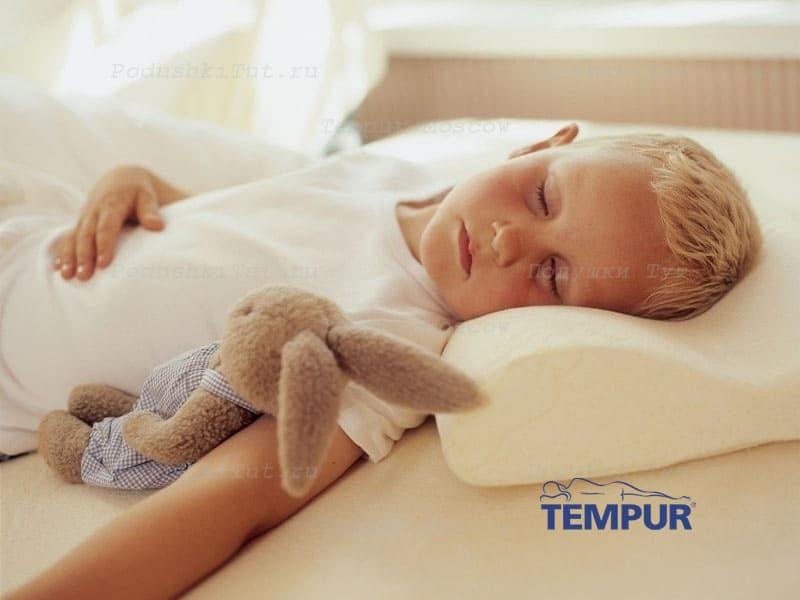 Купить детскую подушку Tempur