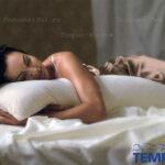 Подушка для объятий Tempur Long Hugr